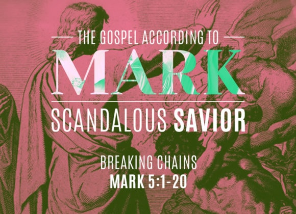 Breaking Chains (March 24)