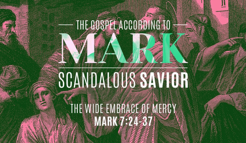 The Wide Embrace of Mercy (May 19)