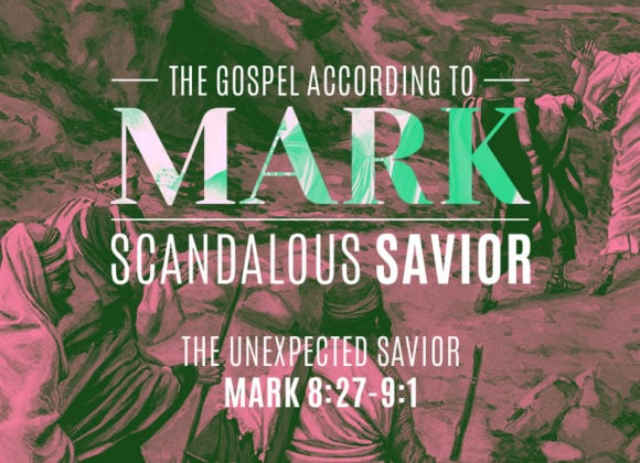 The Unexpected Savior (June 2)