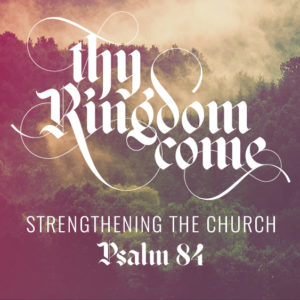 Strengthening the Church (July 14)