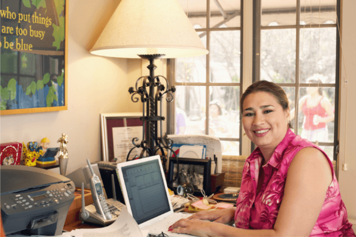 How to work out of your home but get different physical business address
