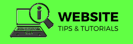Website Tips and Tutorials