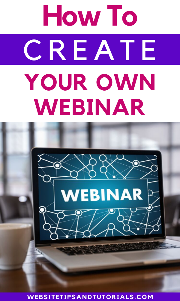 Looking to get more traffic to your website and/or grow your email list? One way to do that is to have your own webinar! We go over how to easily create your own webinar, use polls and surveys in realtime, broadcast them to social media accounts (YouTube, Facebook, Vimeo, etc.), mute audiences, integrate with email marketing platforms, etc.