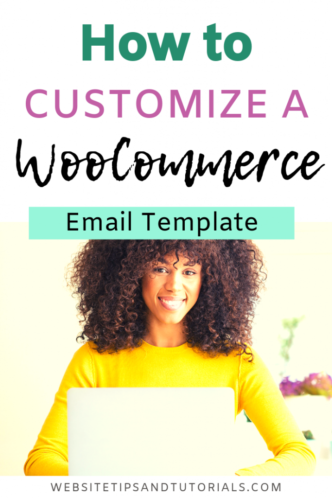 WooCommerce tips for your WordPress ecommerce store - how to customize your email template. Easy way to add branding to your WooCommerce emails with a plugin. Beginner friendly - no coding required! Find out how to do it with this simple woocommerce tutorial. Must see if you have an online store - great e-commerce help