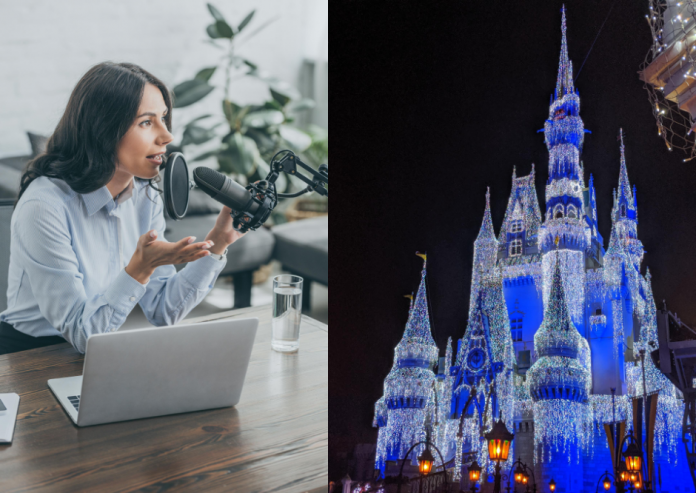 How to start a Disney podcast: step by step tutorial
