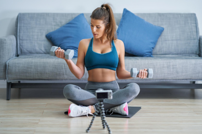 Guide to teaching live fitness classes virtually