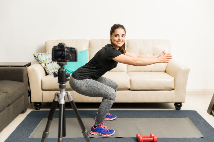 Tips, advice for how to start a Fitness YouTube Channel & make money from it