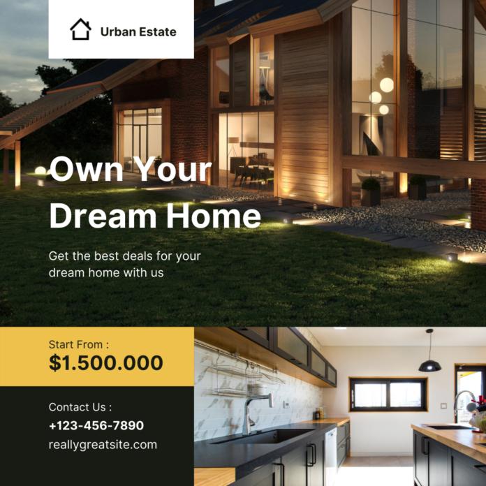 Best Instagram templates for Real Estate, both stories & posts, great bundles