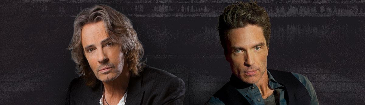 Rick Springfield and Richard Marx