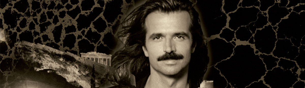 Yanni 25 Acropolis Anniversary Concert Tour