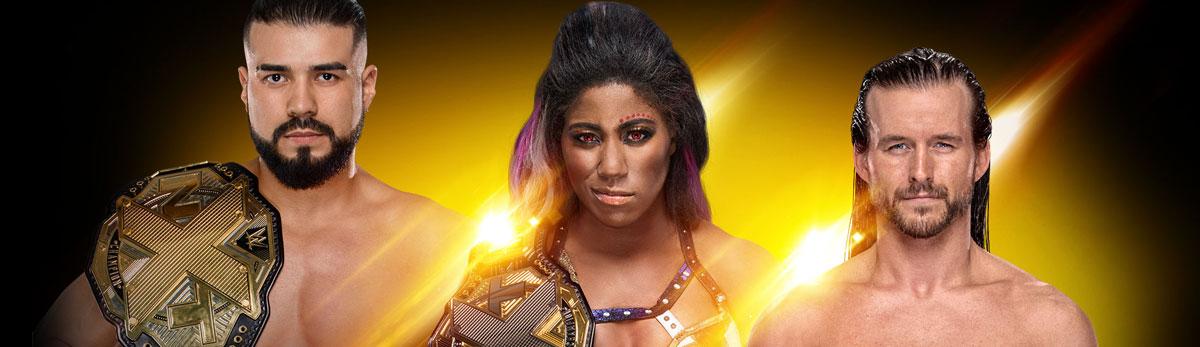 WWE Presents: NXT Live!