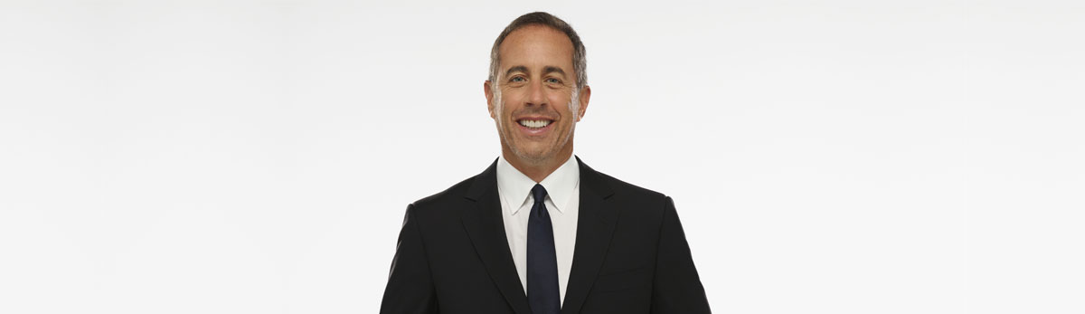 Jerry Seinfeld – LIVE on Stage