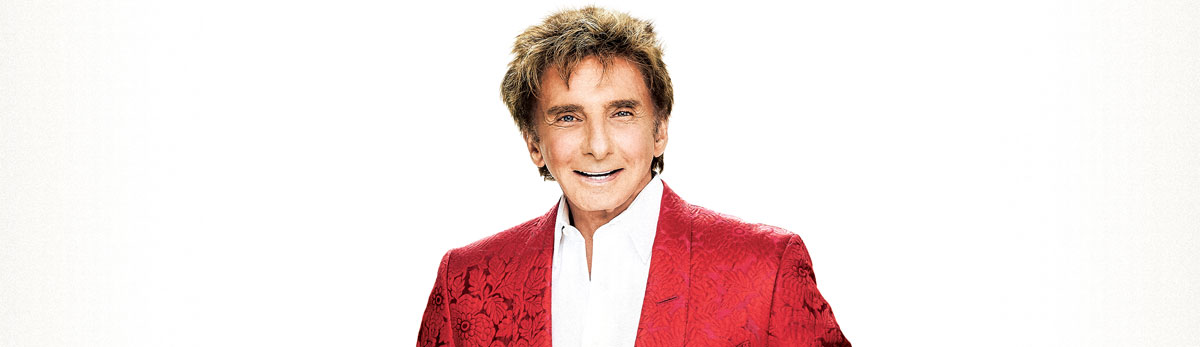 Barry Manilow – LIVE