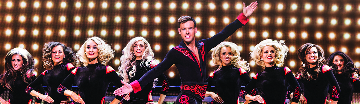 Lord of the Dance – Dangerous Games Tour