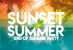 Sunset Summer – End of Summer Party
