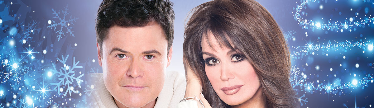 Donny & Marie Holiday Tour