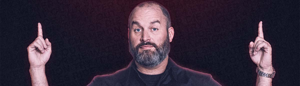 Tom Segura – Take It Down Tour