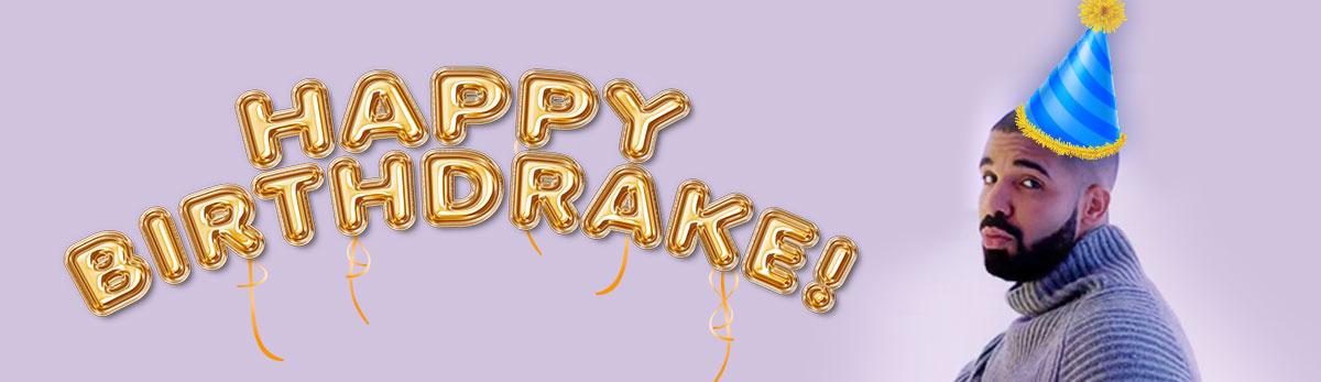 Happy Birthdrake!