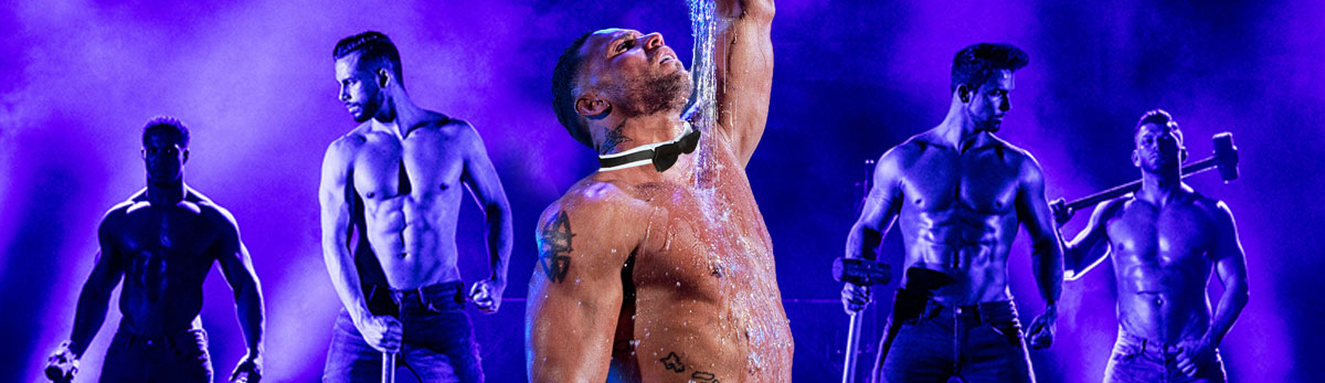 Chippendales – Let's Misbehave 2019 World Tour