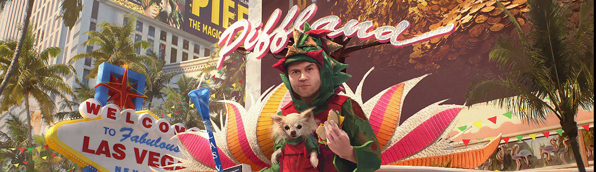 Piff the Magic Dragon – The Lucky Dragon Tour 2019