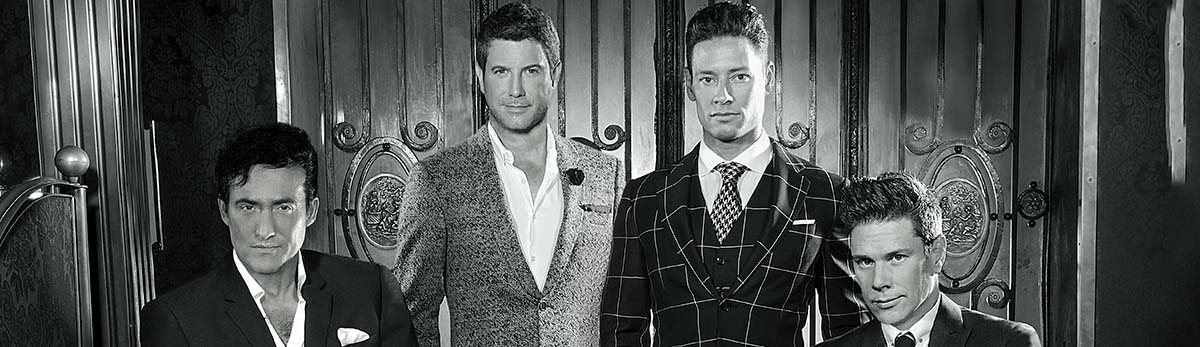 Il Divo - Timeless 15th Anniversary Tour