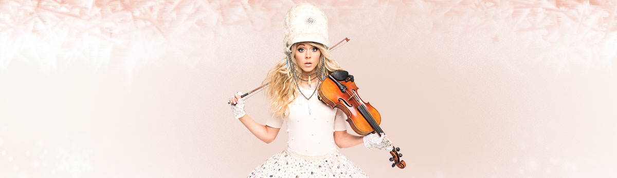 Lindsey Stirling – Warmer in the Winter Christmas Tour