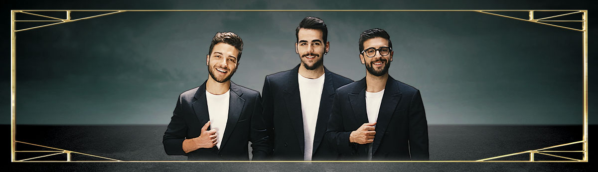 Il Volo - The Best of 10 Years Tour