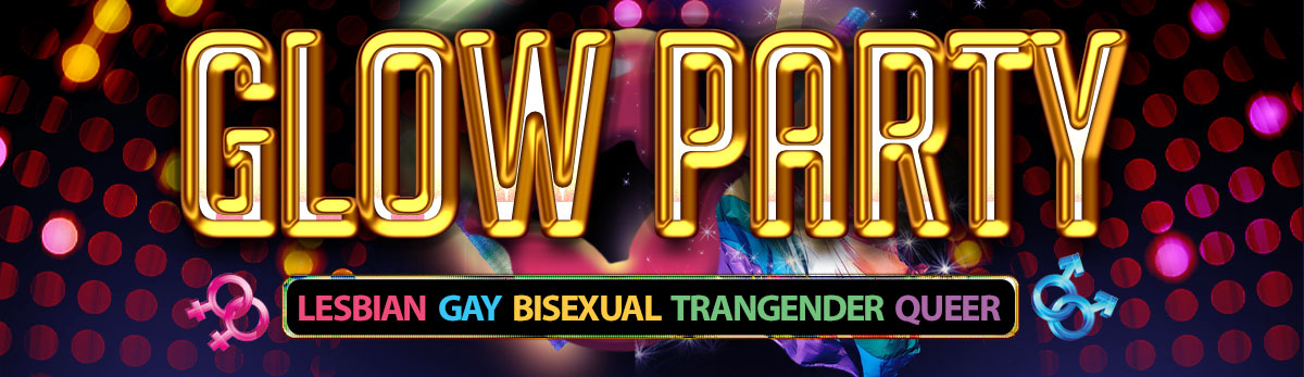 LGBTQ Glow Party