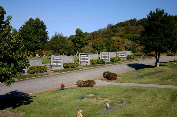 community mausoleums