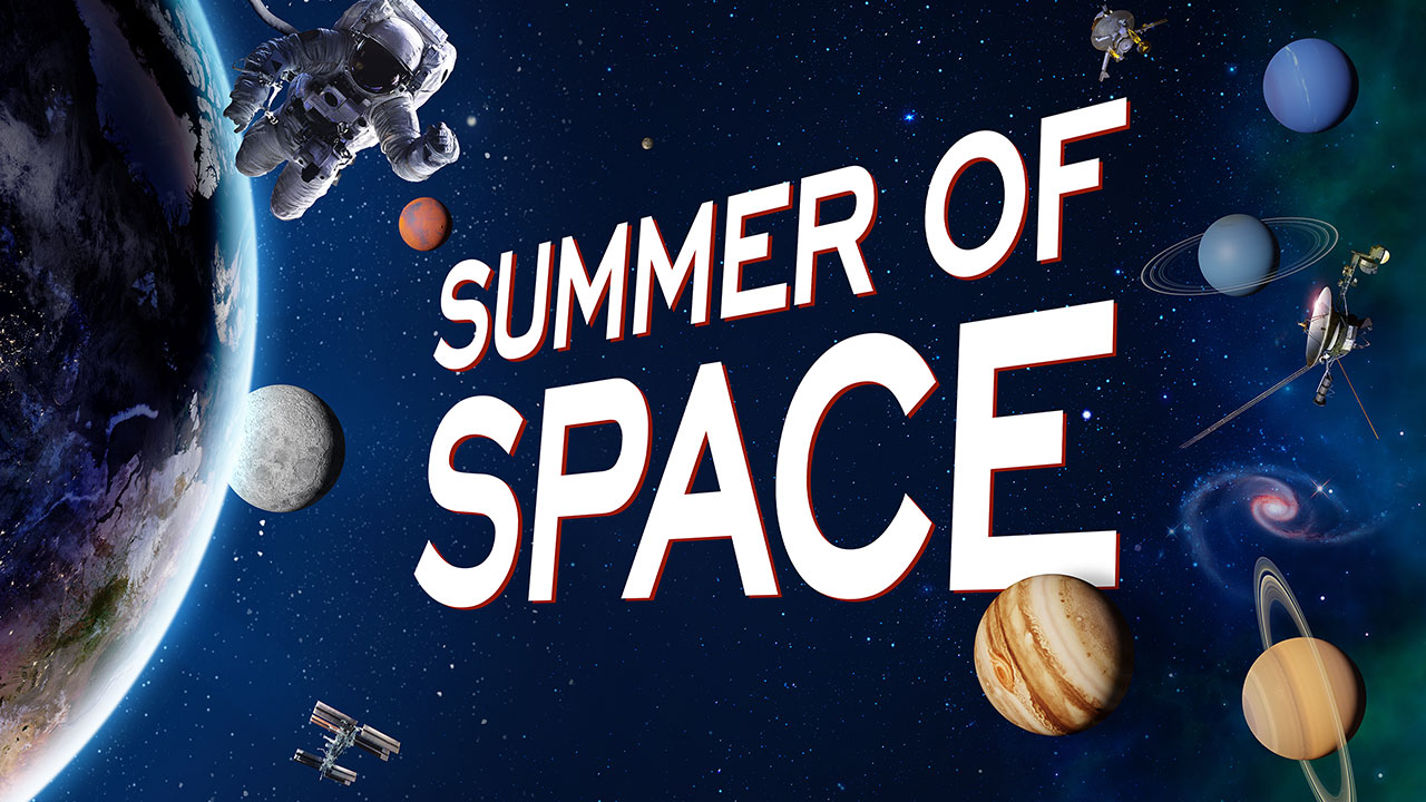 PBS Summer of Space promotional image