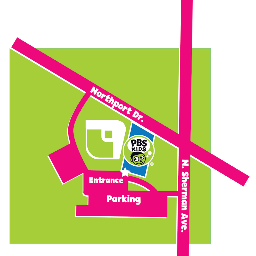 Warner Park Map for 2019 Get Up and Go! Day