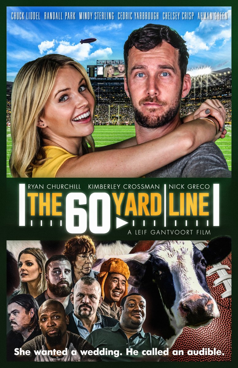 Theatrical poster for The 60-Yard Line