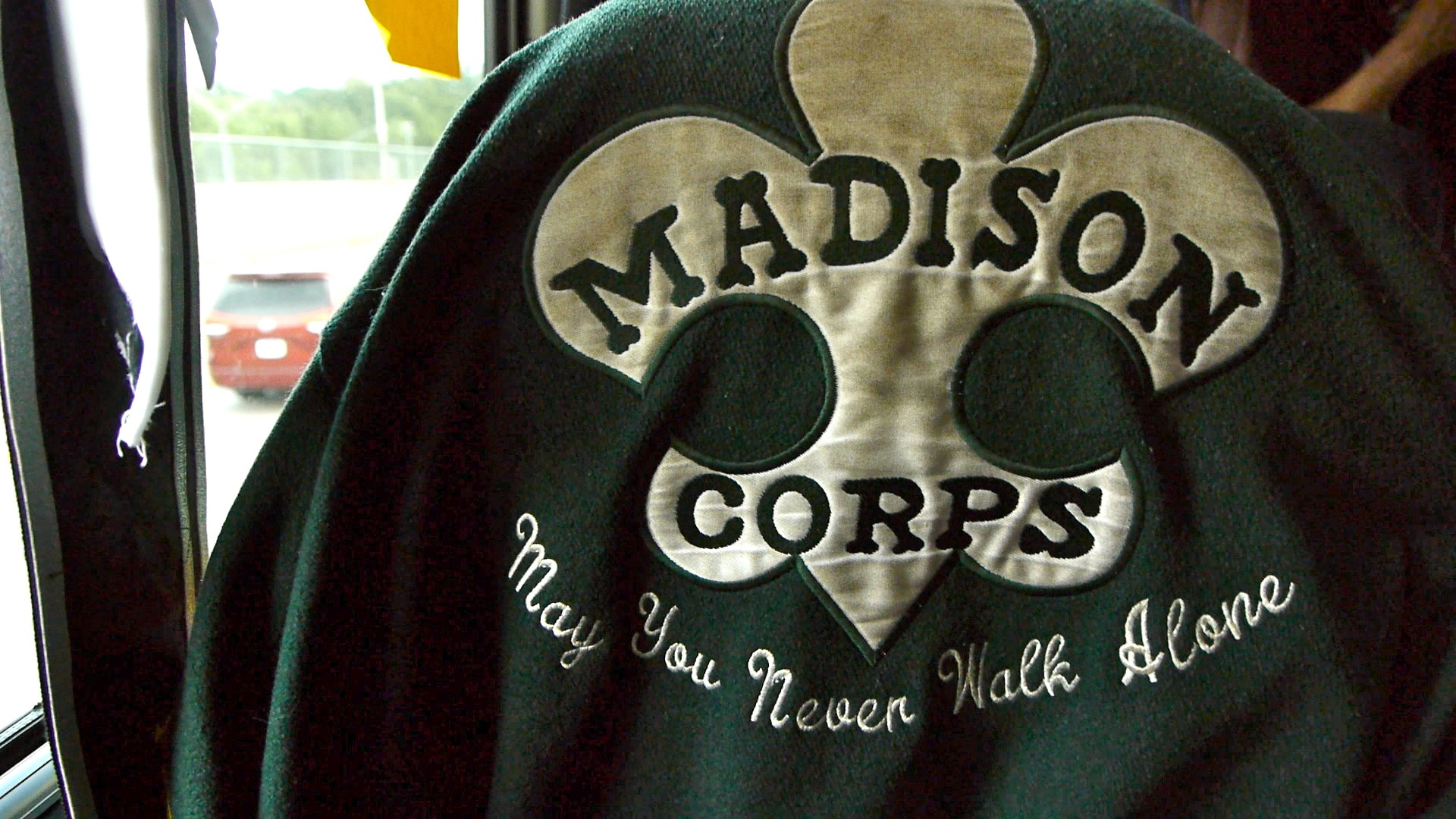 """Madison Corps jacked: """"You'll Never Walk Alone"""""""