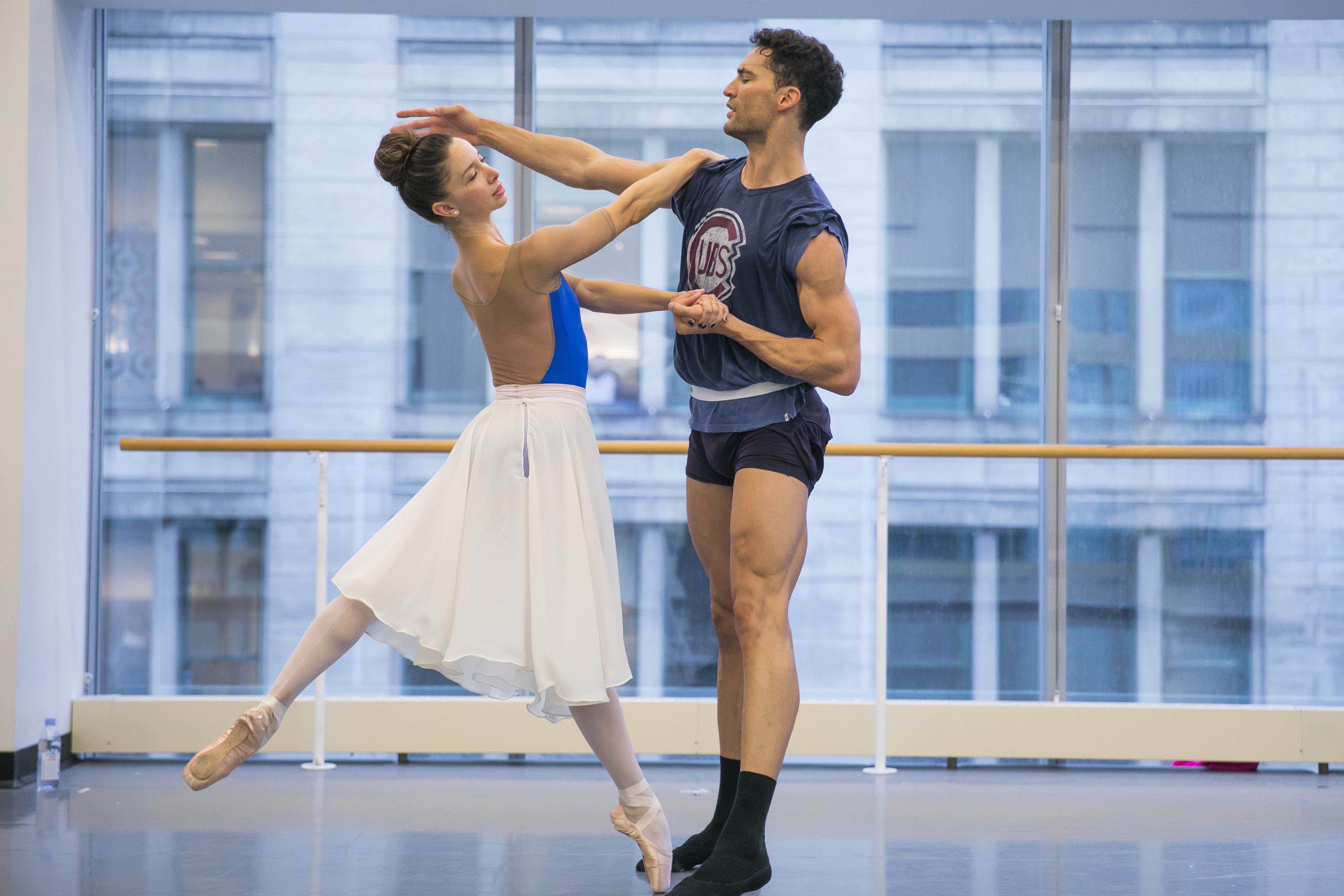 """Join narrator Neve Campbell to discover how the Joffrey Ballet brought this original piece to life. """"Making a New American Nutcracker"""" premieres 6 p.m. Sunday, Dec. 24 on WPT."""