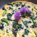 At Home with Inga: Spring Frittata