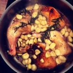 At Home with Inga: Chicken with 40 Cloves of Garlic