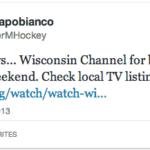 Wisconsin Hockey Returns to WPT