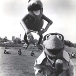 An Intrepid News Frog From Thanksgiving's Past