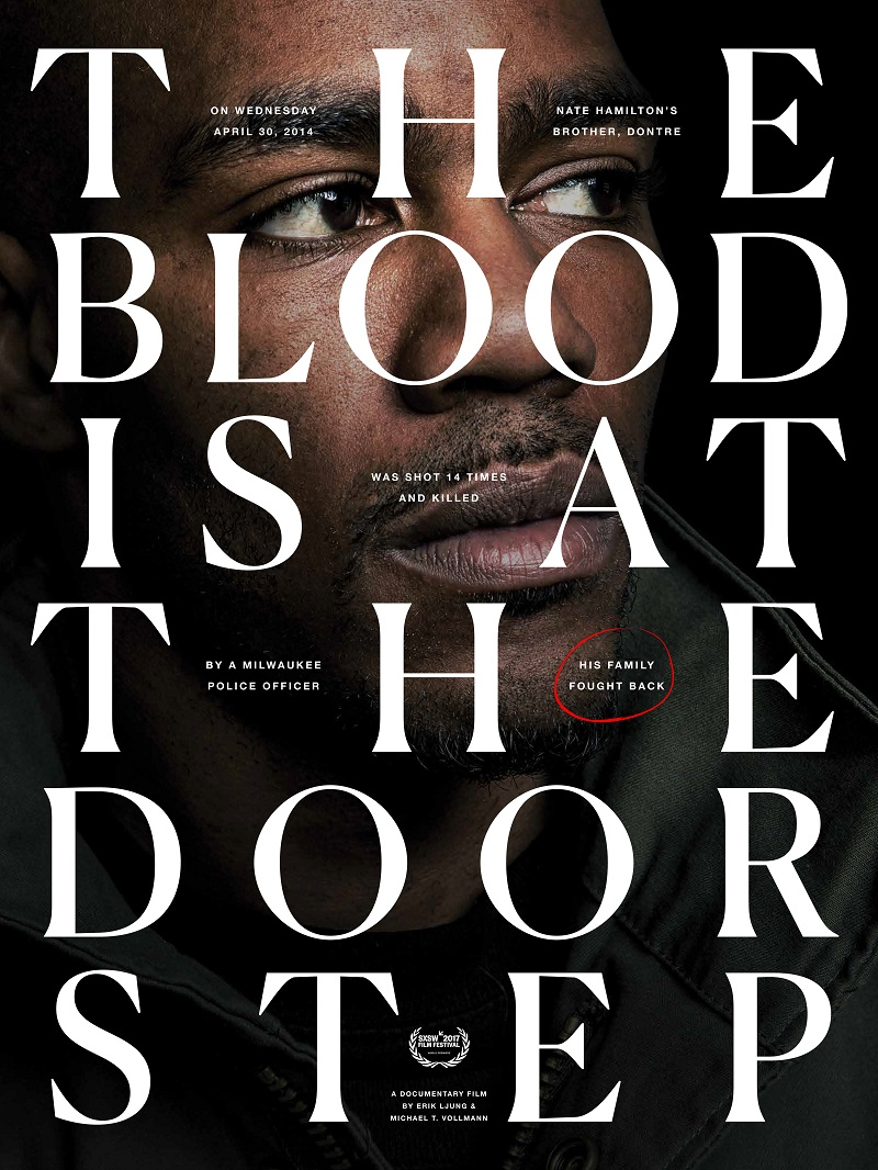 Poster for The Blood is at the Doorstep