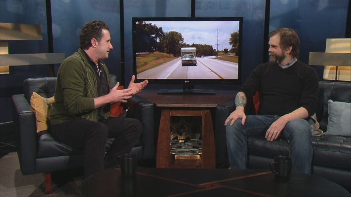 Host Pete Schwaba discusses the documentary Manlife with director Ryan Sarnowski