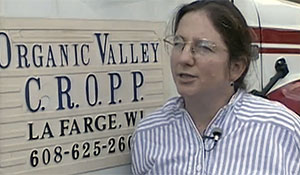 Harriet Behar of Organic Valley CROPP