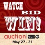 Watch! Bid! Win! WPT Auction