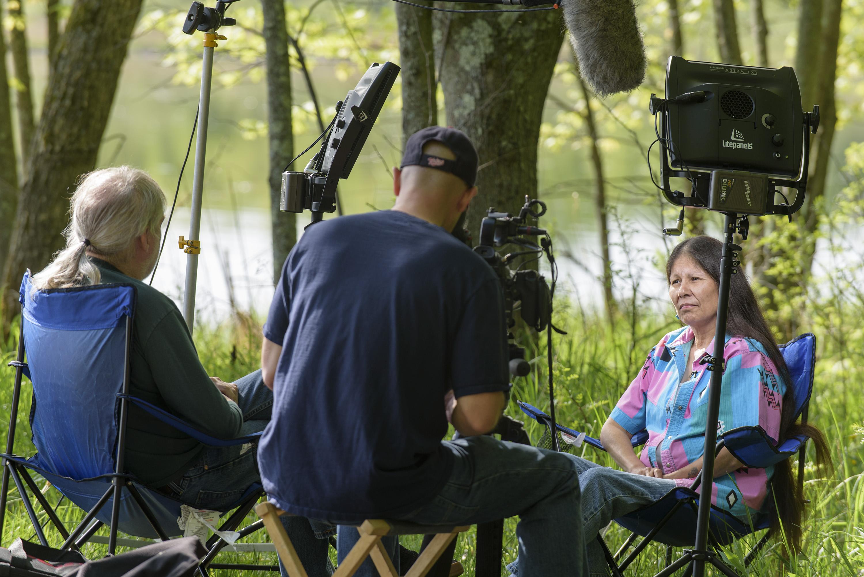 Mik Derks interviews Wanda McFaggen