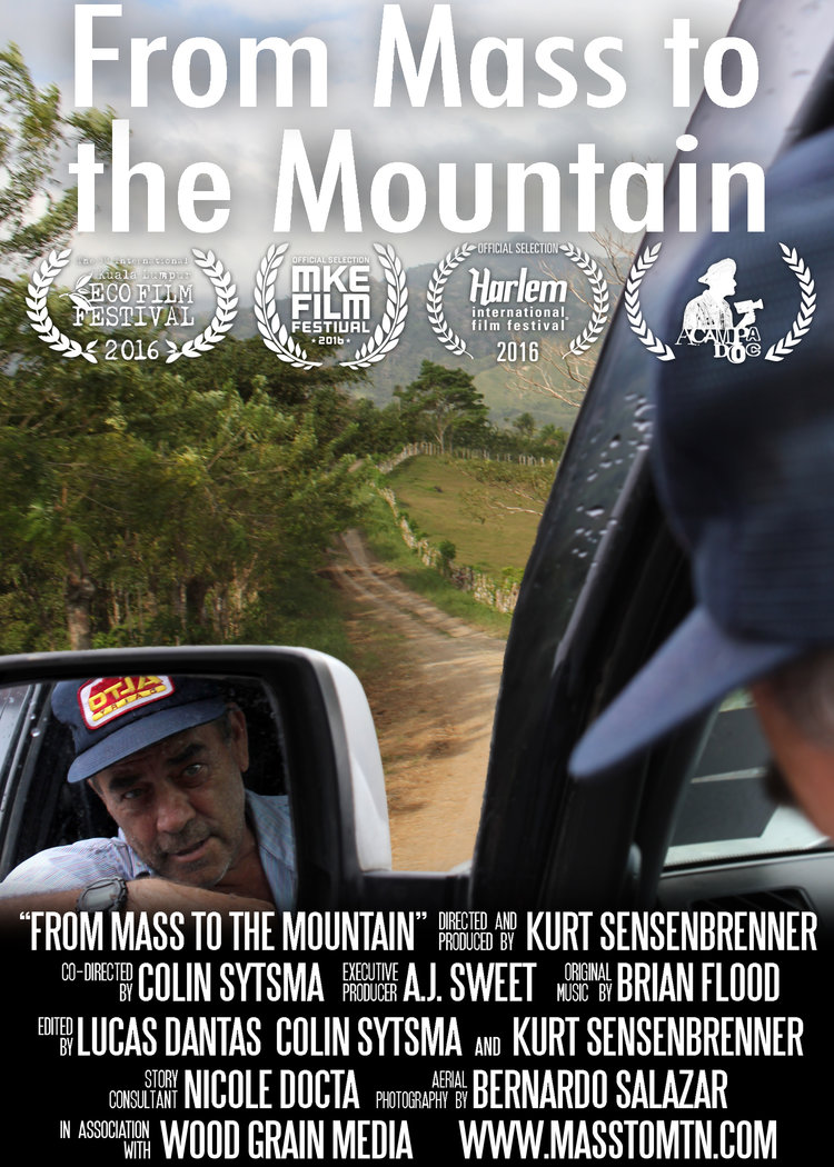 Poster for From Mass to the Mountain