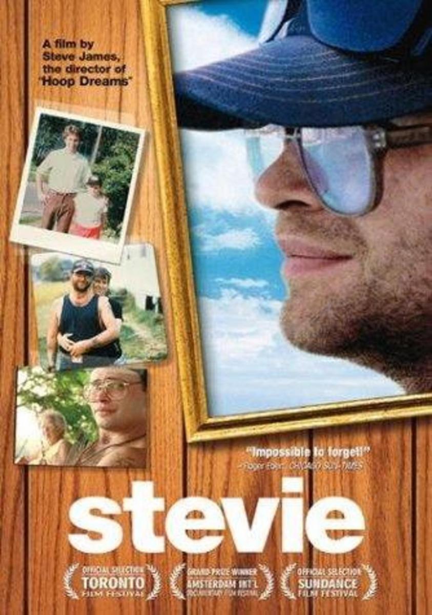 Poster for the 2002 documentary Stevie, by Steve James