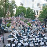 Concerts on the Square – In Your Living Room!