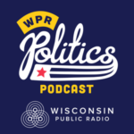 Title image for the WPR Politics Podcast