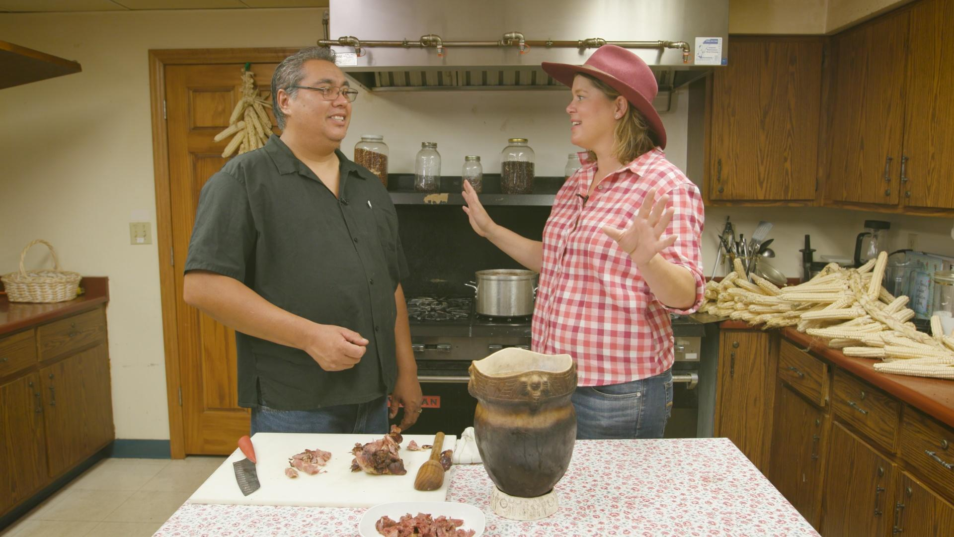 Around the Farm Table: Native American Foods