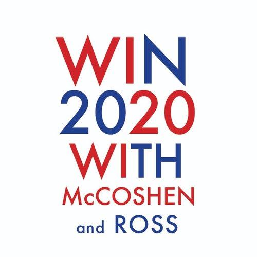 Democrat Scot Ross and Republican Bill McCoshen podcast WIN2020