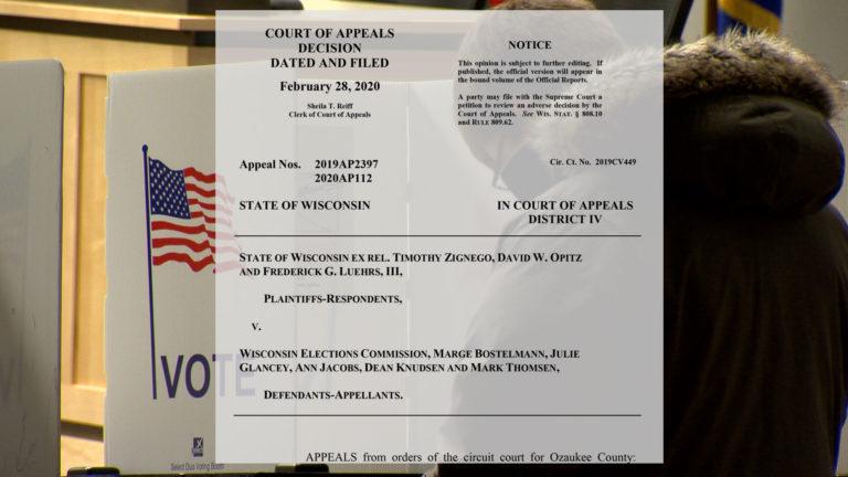 Appeals Court Reverses Voter Roll Purge Decision